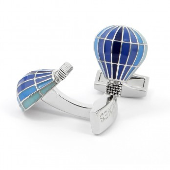 Cufflinks Hot air Balloon - Annonay
