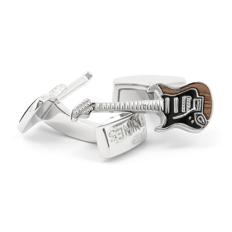 Guitare cufflinks - Hendrix