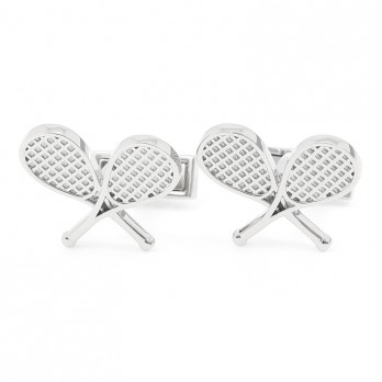 Tennis cufflinks - Tie Break