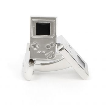 Gaming console cufflinks
